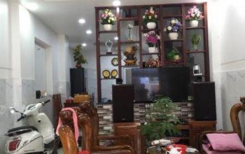 Bán nhà 2 lầu mới đẹp hẻm xe hơi 1806 Huỳnh Tấn Phát Nhà Bè.