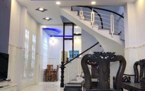 Bán gấp nhà 2 lầu mới đẹp góc 2 mặt tiền hẻm 1942 Huỳnh Tấn Phát Nhà Bè.