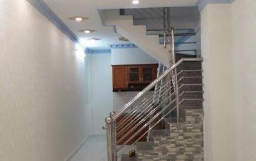 Bán nhà 2 lầu mới đẹp hẻm 2266 Huỳnh Tấn Phát Nhà Bè.