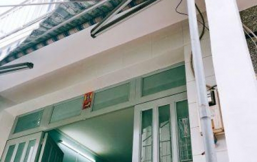 Bán nhà 1 lầu hẻm 248 Nguyễn Bình Thị Trấn Nhà Bè. Giá 1.65 tỷ