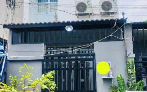 Bán nhà 4x16m hẻm 2155 Huỳnh Tấn Phát Thị Trấn Nhà Bè. Giá 1.7 tỷ