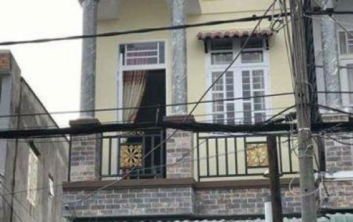 Bán nhà hẻm 2144 Huỳnh Tấn Phát, Nhà Bè, DT 3.7m x 9.7m. Tặng toàn bộ nội thất . Giá 1.65 tỷ