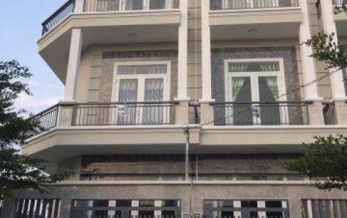 nhà Đẹp Lung Linh Lô Góc 2 MT hẻm 6m LVL, Nhà Bè,Dt 6,5X13m,3 lâu