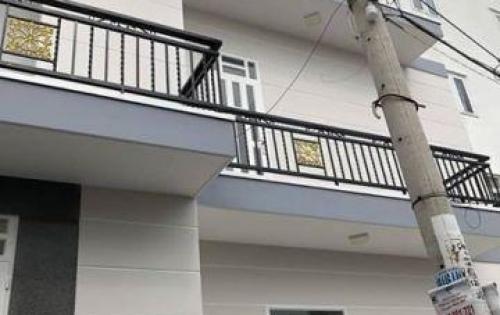 Bán nhà hẻm 2329 Huỳnh Tấn Phát, Khu dân cư Sài Gòn Mới, Thị Trấn Nhà Bè, DT 12m x 8m. trệt 1 lầu