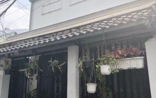 Bán nhà 1 lầu hẻm xe hơi 2074 Huỳnh Tấn Phát quận 7.