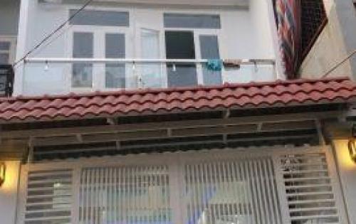 Bán nhà hẻm 1979 Huỳnh Tấn Phát. Nhà Bè. DT 4m x 15m, 2 lầu, có sân trước sau, shr, giá 3.95 tỷ