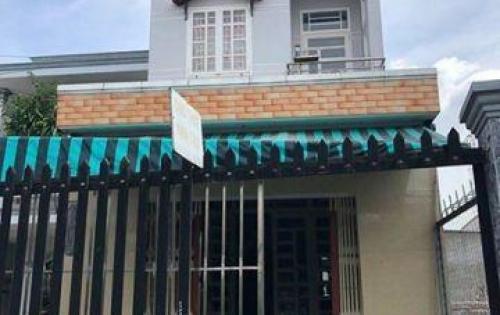 Bán nhà hẻm 2144 Huỳnh Tấn Phát, Nhà Bè, nhà 1 trệt 1 lầu, DT 5m x 19m, sổ hồng riêng, giá 2.98 tỷ