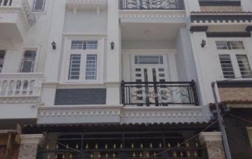 Bán nhà 2 lầu mới đẹp hẻm xe tải 2177 Huỳnh Tấn Phát Nhà Bè.