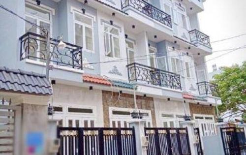 Bán nhà 2 lầu mới đẹp hẻm 6m 2266 Huỳnh Tấn Phát Nhà Bè.