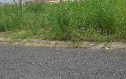 Phỏng tay ! Chính chủ bán đất mặt tiền ngã tư đường tại  Long Hậu_Long An giá 1ty 450tr