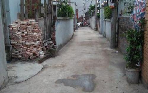 Bán đất 43m2 1,42 tỷ Thạch Bàn, Long Biên.