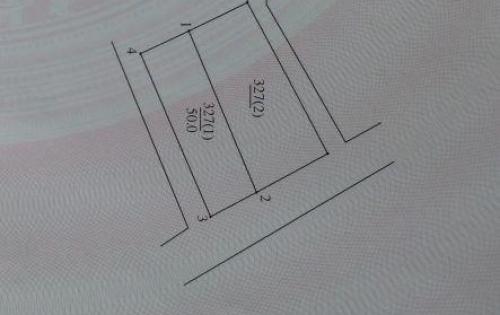 Bán đất Phúc Lợi ngõ oto DT 50m2, Giá 1,55 tỷ LH 0349722248