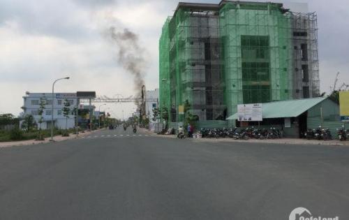 Bán đất dự án đường Nguyễn Công Bình ( Lê Văn phẩm nối dài )