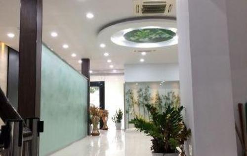 Bán tòa nhà lớn dt đất 700m2, 5 tầng, gần biển, hai mặt tiền đường 48m Lê Văn Hiến, quận NGũ Hành Sơn Đà Nẵng