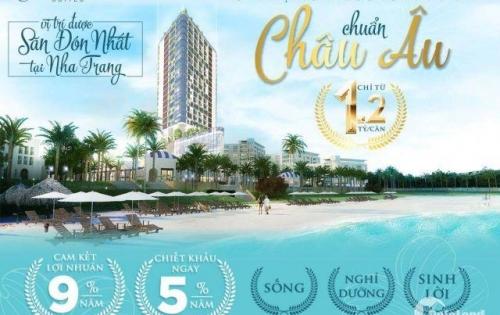Cơ hội đầu tư-Mua nhà đẹp-trúng xe sang-vàng trao tay với Marina Suites Nha Trang
