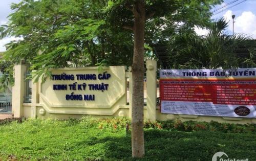 Đất trung tâm hành chính huyện Nhơn Trạch - Khản năng sinh lời cao