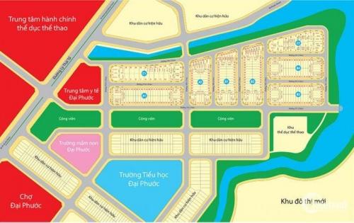 Bán đất nền khu vực Nhơn Trạch, Đông Nai... Tiềm năng mang lại cho nhà đầu tư BĐS