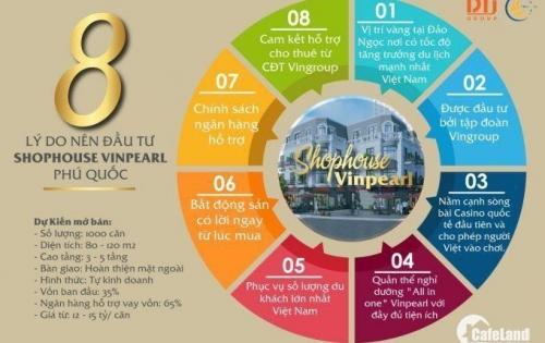 VINPEARL PHÚ QUỐC - NƠI ĐẦU TƯ THÔNG MINH