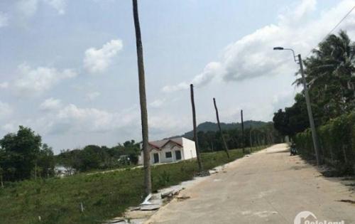 Bán đất mặt tiền Nguyễn Trung Trực Phú Quốc 500m2 có thổ cư giá 17 tỷ