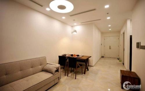 Bán gấp căn hộ Vinhomes Ba Son, lầu cao, view đẹp, 2pn, 69m2, full nt, 6.2 tỷ lh:0975533050