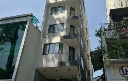 Bán Gấp nhà Mặt tiền đường Nguyễn Trãi, P Bến Thành, Quận 1. 4,1x21m, 5 lầu, giá rẻ 48.5 tỷ