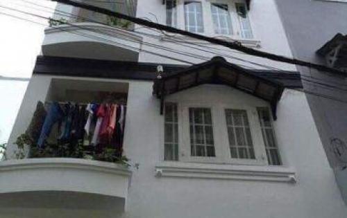 Bán nhà hẻm ô tô đỗ cửa, 4 tầng, ngang 4,5m, giá 7,5 tỷ. Đường Nguyễn Trãi , Q1.