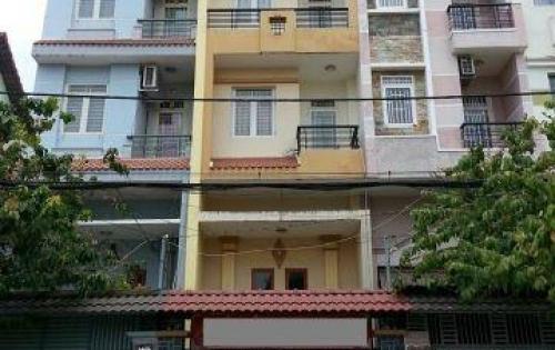 Bán nhà mặt tiền thụt Trần Khắc Chân, Phường Tân Định quận 1 giá 8,1tỷ .