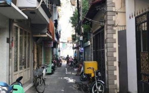 Cần bán gấp nhà gần mặt tiền Nguyễn Đỉnh Chiểu, Q.1,  đoạn 2 chiều.giá 5.2 tỷ