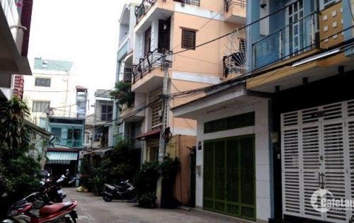 Cho thuê nhà 315/18 Hai Bà Trưng đối diện chợ Tân Định, Quận 1