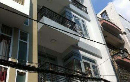 Cần bán gấp nhà sau căn MT Trần Khắc Chân, Q.1,  4x14m.giá 8.5 tỷ