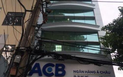 Bán nhà mặt tiền đường Cách mạng Tháng Tám, P Bến Thành,Quận 1. DT: 4mx20m trệt 6 lầu Giá 34tỷ