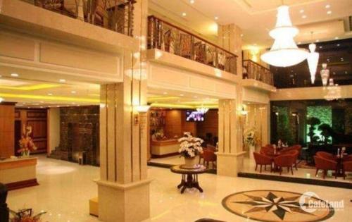 Bán khách sạn MT gần Nguyễn Thị Minh Khai Q.1,6x25m, H+ 8L, HĐ thuê 230tr/tháng. Giá 53 tỷ