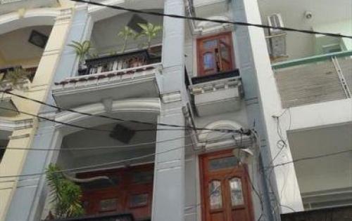 Bán gấp nhà hầm, 4 tầng, Mặt Tiền đường Trần Đình Xu, p. Nguyễn Cư Trinh, quận 1, DT 4,5X16M, giá 26 tỷ