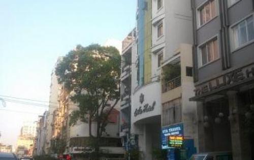 Cần bán nhà MT Nguyễn Phi Khanh, P Tân Định, Quận 1,DT:4.3x16m, 4 lầu kiên cố, giá tốt 15,7 tỷ