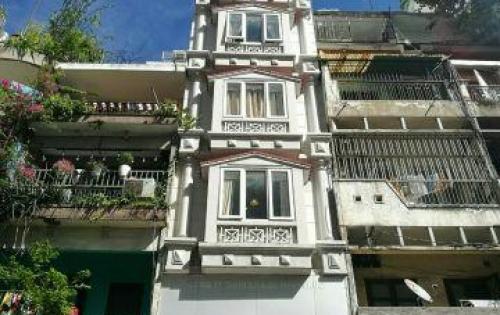 Hot:Chỉ 590tr/m2. nhà MT Tôn Thất Đạm, P Bến Nghé, Quận 1, 4x16m,T4L