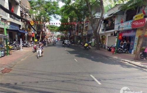 Bán nhà mặt tiền Trần Nhân Tôn quận 10 DT (4m x 14m) giá 15 tỷ .