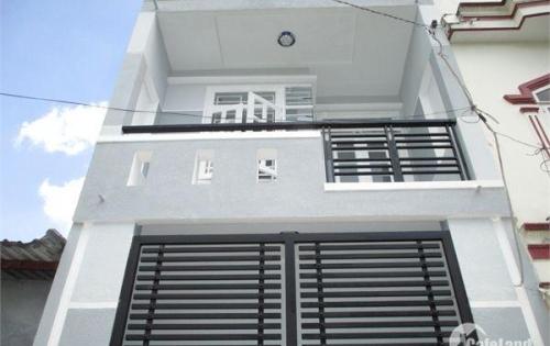 Cần bán nhà mặt tiền Ngô Gia Tự, P4, Q10. DT: 4m28x21m trệt 1 lầu ngay Sư Vạn Hạnh khu phố nội thất