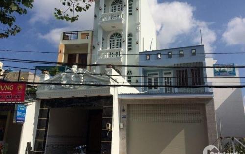 Bán nhà 1 trệt 2 lầu (5x25)m  giá 11 tỷ, MT đường Nguyễn Thị Kiểu .P. HT, Q12