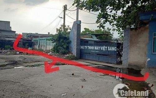 Nhà xưởng 2019 m2 giá 45 tỷ mặt tiền đường Tô Ngọc Vân.