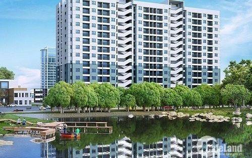 Chỉ cần 505tr bạn đã sở hữu ngay căn hộ bên hồ mặt tiền Lê Văn Khương tại Quận 12 nhận nhà vào 4/2019