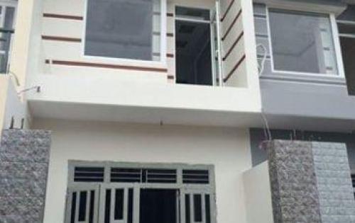 Nhà 1 trệt 2 lầu sổ riêng ngay chợ Thạnh Xuân giá 1,59 tỷ