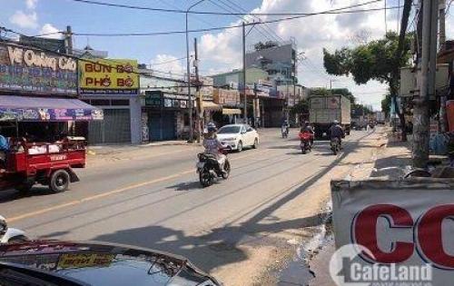 Nhà bán 13 x 15m giá 7 tỷ mặt tiền Lê Văn Khương, đường nhựa 15m thông.