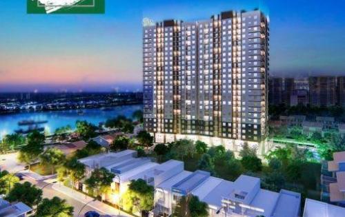 Cơ hội mua CHCC ven sông SG chỉ với 740tr-Tuyệt phẩm Vista Riverside
