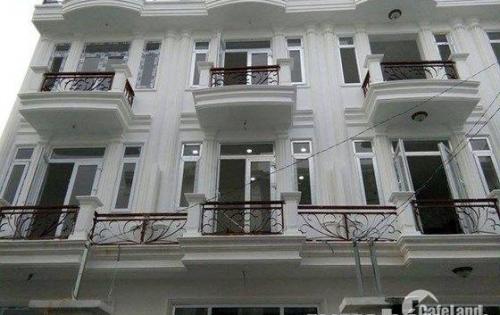 Cần bán  căn nhà Q12 mới xây – Thiết kế đẹp – 1 Trệt, 2 Lầu, 3 WC, 4PN.