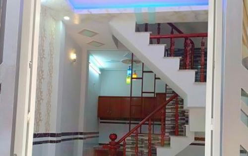 Biệt thự mini 2 lầu gần công viên phần mền Quang Trung q12