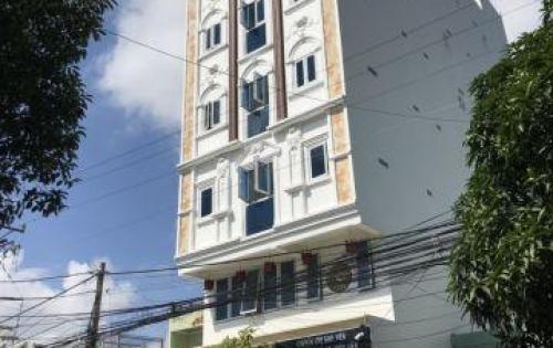 Bán gấp! Nhà trọ cao cấp Củ Chi : 23 phòng  6 lầu, 160m2,  ở  TRường trung cấp Bách Khoa SG... Thu nhập 70 triệu/ tháng. SHR . 0901.493.956