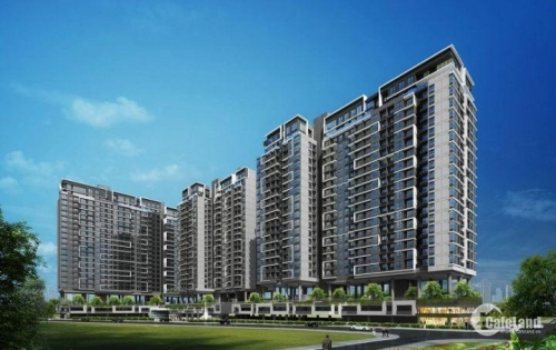 Mở bán chính thức dự án One Verandah ban công Tây Bắc và Đông Nam 80% căn hộ view sông.