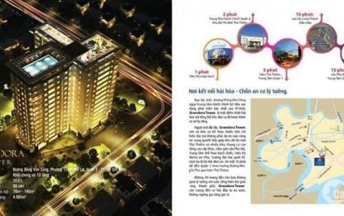 Mở bán căn hộ Grandora mặt tiền quận 2