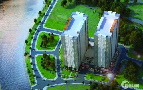 Mở bán căn hộ cao cấp view sông quận 2 - giao nhà cuối 2018, giá 2.5 tỷ/căn 75m2.