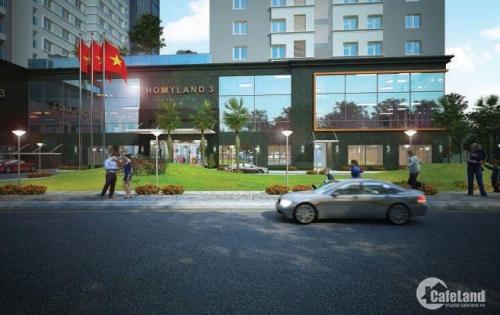 Căn hộ sắp bàn giao nhà nằm ngay mặt tiền đường Nguyễn Duy Trinh quận 2.